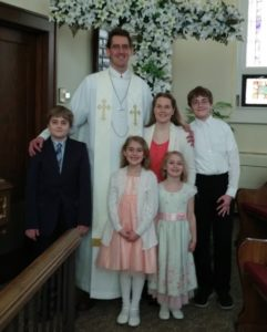 2018 Easter at St. John-St. Peter