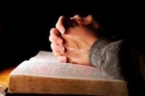 Praying Hands - Daily Devotion Link